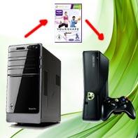Как скинуть игры с ПК на Xbox 360 Freeboot