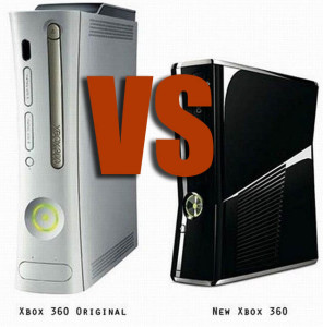 Xbox fat vs xbox slim