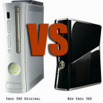 Xbox 360 fat VS Xbox 360 slim
