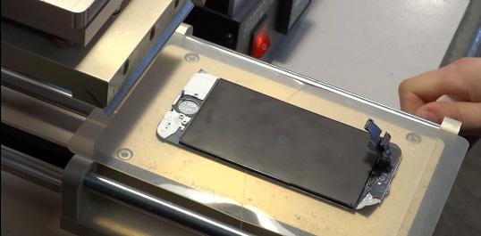 Замена стекла iPhone, Samsung и т.д.