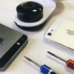 Чистка камеры Iphone Бесплатно!